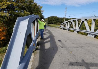 12 Fracture Critical Bridge Inspections