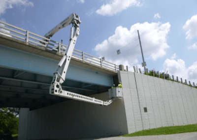 2018 Franklin County Consultant Bridge Inspections