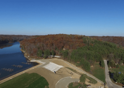 Lake of Four Seasons Dam Rehabilitation